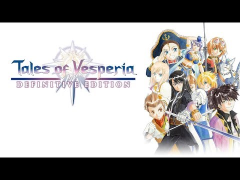Tales of Vesperia Definitive Edition - Launch Trailer | PS4