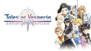 Tales of Vesperia Definitive Edition - Launch Trailer | PS4, X1, PC and Switch