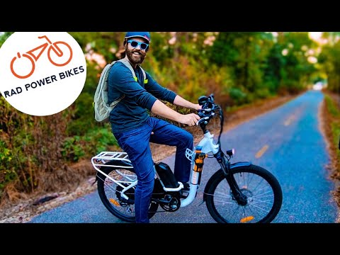 RadCity Step Thru 1 Year Review!! // Best Step Thru Electric Bike For The Money, Rad Power Bikes