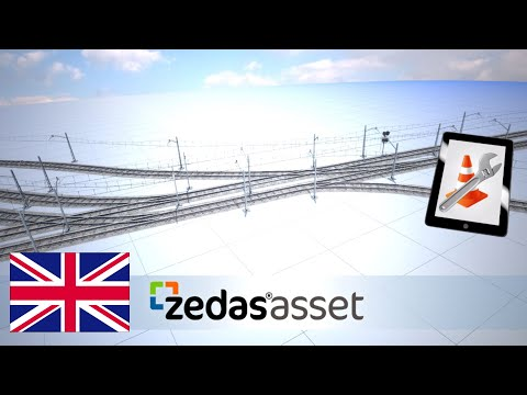 zedas®asset for rail infrastructure, ZEDAS GmbH
