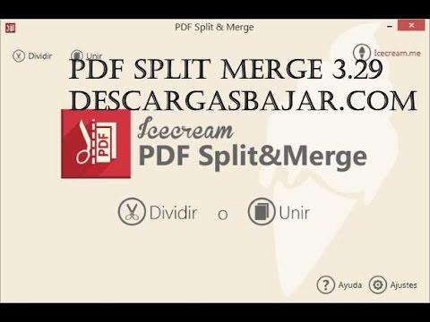 Pdf Split Merge