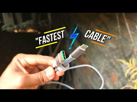 Best & Fast Charging Type C Cable For Android & IPhone | Ausmo Cable