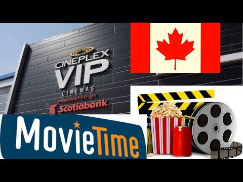 CANADA Cineplex Movie Experience [FUN TIME ;) ;) ]