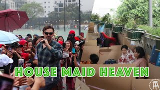 I Got The President of Indonesia Re-Elected | DONNIE DOES HOUSE MAID HEAVEN