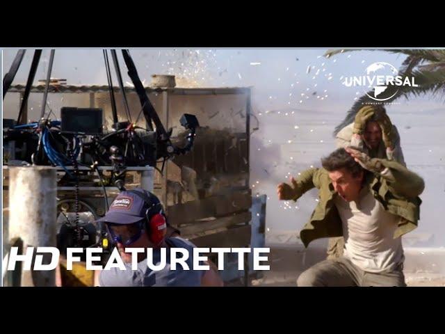 """La Momie / Featurette """"Action"""" [Au cinéma le 14 Juin 2017]"""