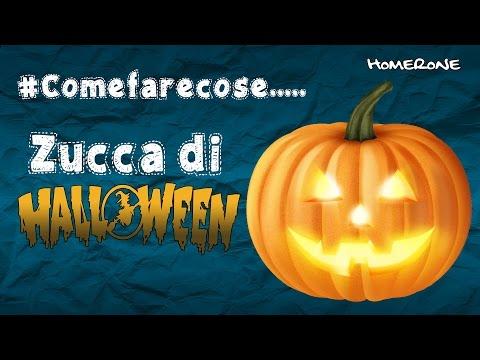 come-fare-la-zucca-di-halloween---comefarecose---#hallowtube---homerone