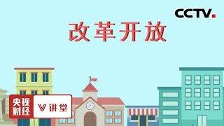 《央视财经V讲堂》 20190618 新阶段 民营企业的发展途径咋调整?| CCTV财经