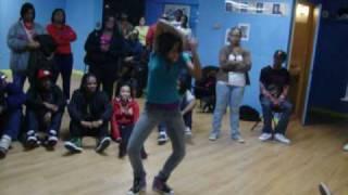 PRINCESS TNT RD 2 - SAW KRUMP EVENT