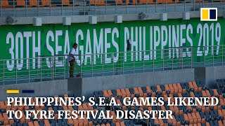 Philippines' Sea Games Compared To Fyre Festival Disaster