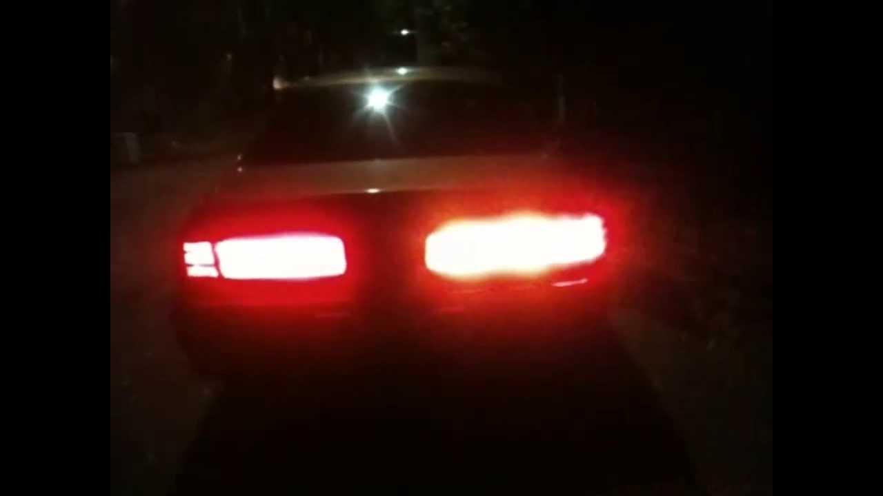 Светодиодный тюнинг фар Тойота Марк 2