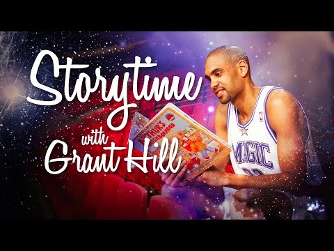 Storytime with Grant Hill