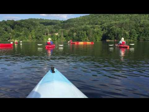 Mother Daughter Time at LL Bean Outdoor Discovery Schools in NH