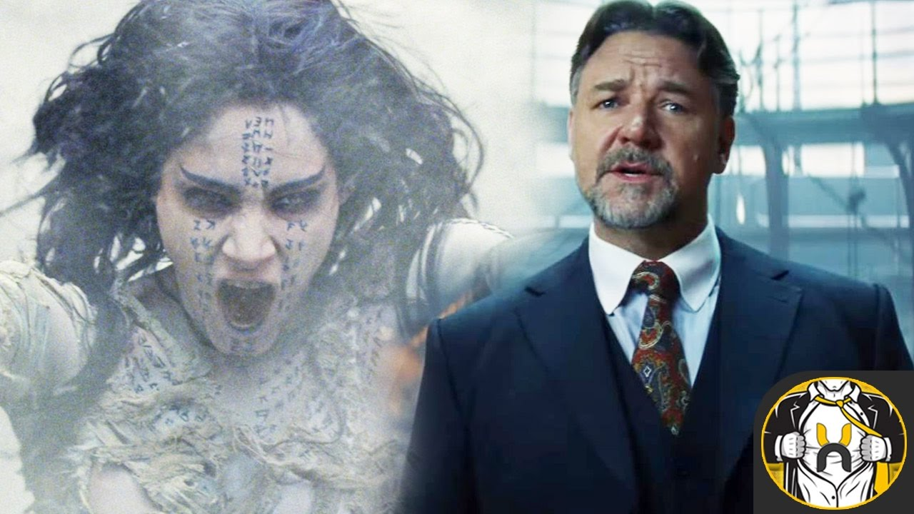 'Mummy' Director Reveals 2 New Titles in Universal's Dark Universe
