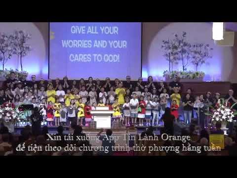 Khi Thế Giới Tôi Sụp Đổ  -  Mục sư Trần Thiện Đức. Hội Thánh Tin Lành Orange