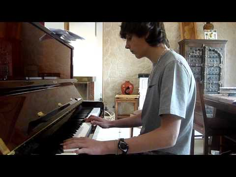 Summer overture piano (easy version )