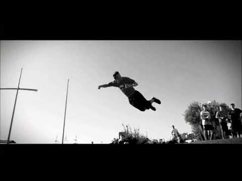 Nick X Mikel (free running slow motion)