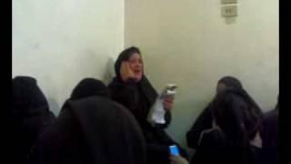 عزاء النجف نساء شيعيات