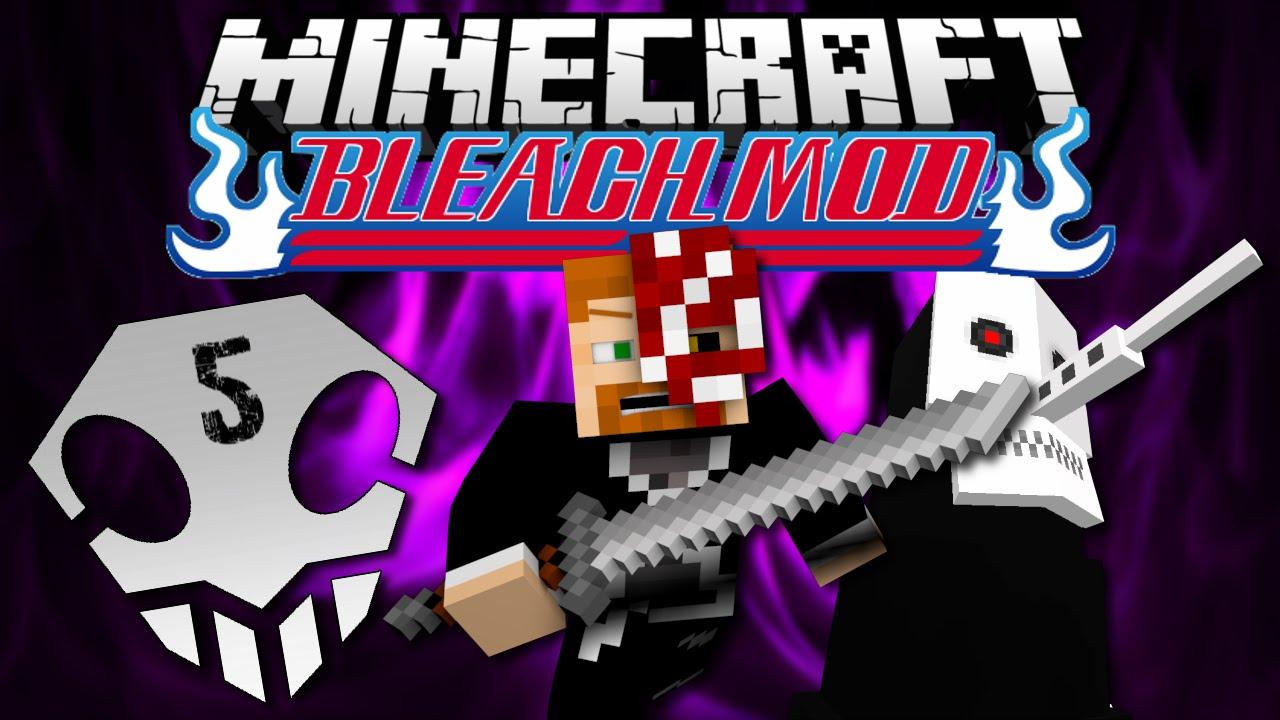 Minecraft BLEACH MOD EP 5