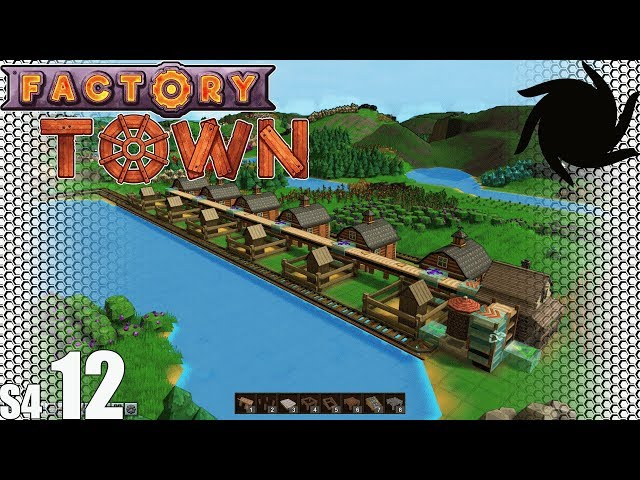 Factory Town - S04E12 - New Food Production