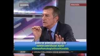 Osman PAMUKOGLU - 24.08.2012 - Sesli Gazete - Ulusal Kanal