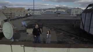 Видео со съемок сериала Студия 17 на ТНТ от multicopter.ru