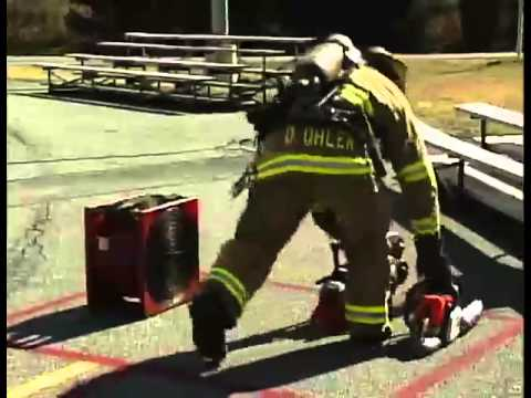 Frederick County Firefighter Training