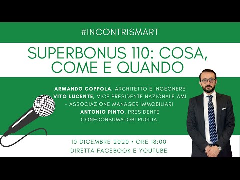 Superbonus: cosa, come e quando