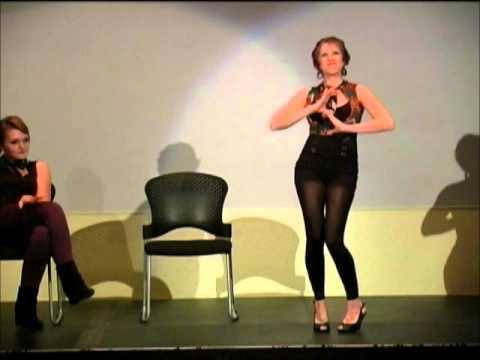 ASL Fusion 2012 - Kalie Kubes & JoAnn Benfield - S&M