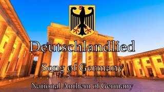 National Anthem: Germany - Deutschlandlied [NEW VERSION]