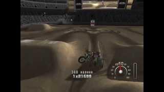 MX vs ATV: Unleashed - Как делать Бэкфлип и 360
