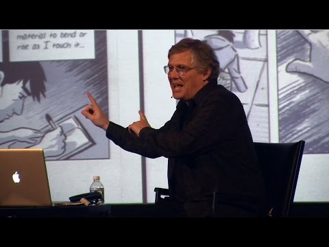 Scott McCloud Discusses the Making of The Sculptor