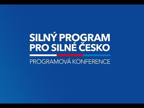 Silný program pro silné Česko