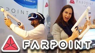 Vídeo Farpoint