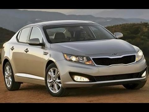 2012 Kia Optima Start Up And Review TurboCharged 4 Cylinder
