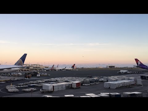 Tour Honolulu International Airport