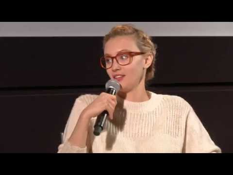 One on One: Sarah Gadon and Millie Davis  TIFF Kids Industry Conference 2016