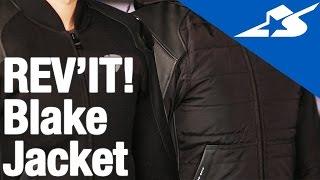 REV'IT! Blake and Blake Air Jackets   Motorcycle Superstore