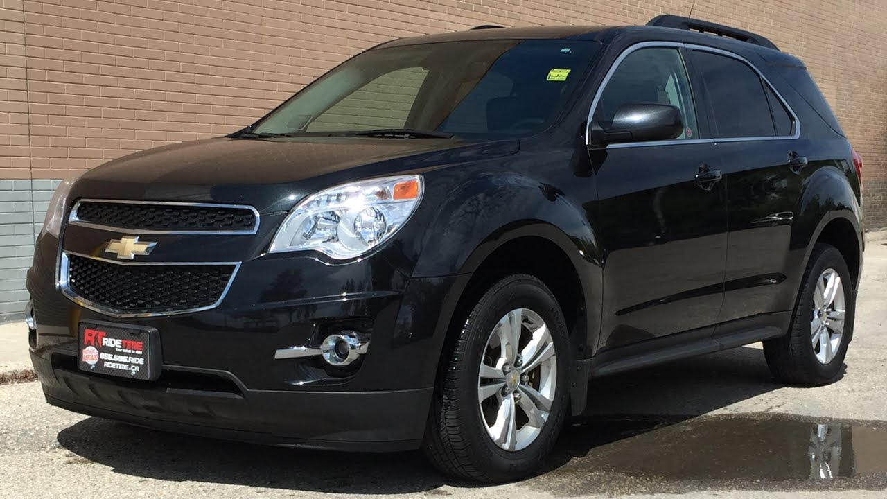 2012 chevrolet equinox lt awd alloy wheels heated seats power windows youtube. Black Bedroom Furniture Sets. Home Design Ideas