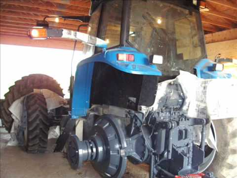 Newholland 8970 on