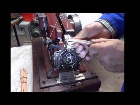 Frobana Doppelmaschine  Gebrauchsanweisung