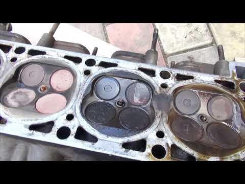 Троит двигатель змз 406 прогорела прокладка и замена её. Результат