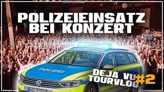 TOURVLOG #2 ✖️ POLIZEIEINSATZ BEI KONZERT ✖️ ZÜRICH, BASEL, BIELEFELD