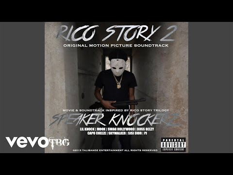 Speaker Knockerz - Anybody (Extended Version) (Audio)