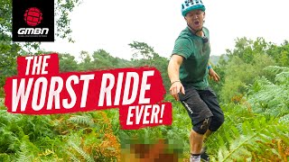 Blake's Worst MTB Ride Ever!   The Worst Things To Happen On A Mountain Bike Ride Part 2