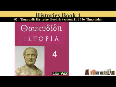 Ιστορίαι (Histories) Βιβλίοv 4 (Book 4)