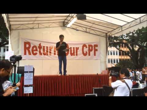 Return our CPF - Roy Ngerng
