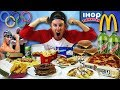 THE ULTIMATE OLYMPIC DIET CHALLENGE (15,000+ CALORIES)