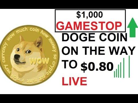 dogecoin į btc lengviausias bitcoin piniginė