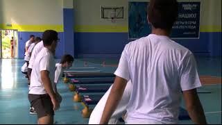 Урок физической культуры, 10 класс, Думлер_В. В., 2017