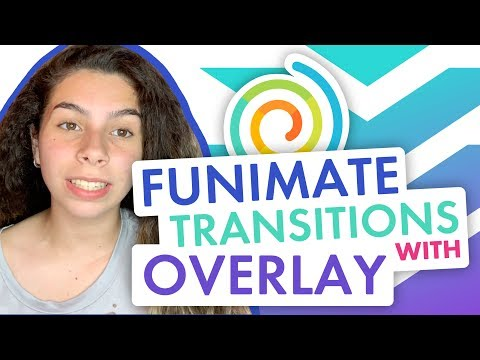 Funimate Transitions with Overlay